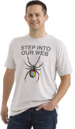 Step into our web